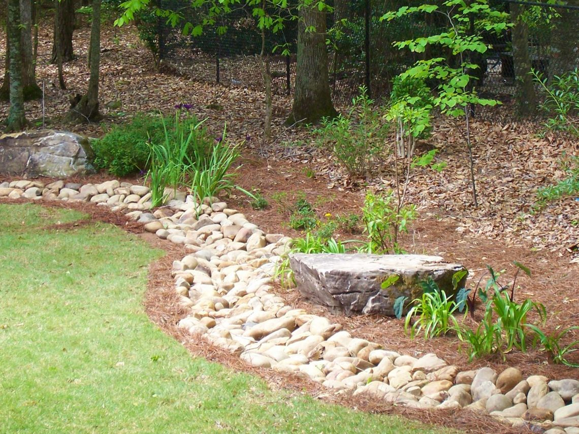 outdoor drainage company auburn al