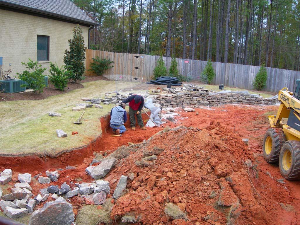 landscape construction auburn al