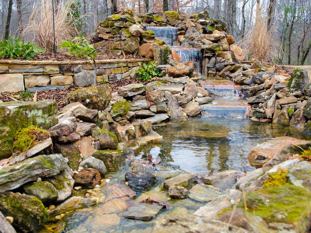 outdoor water features auburn al