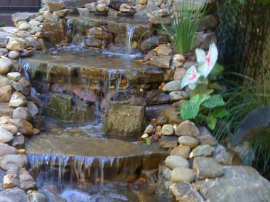 water features auburn al