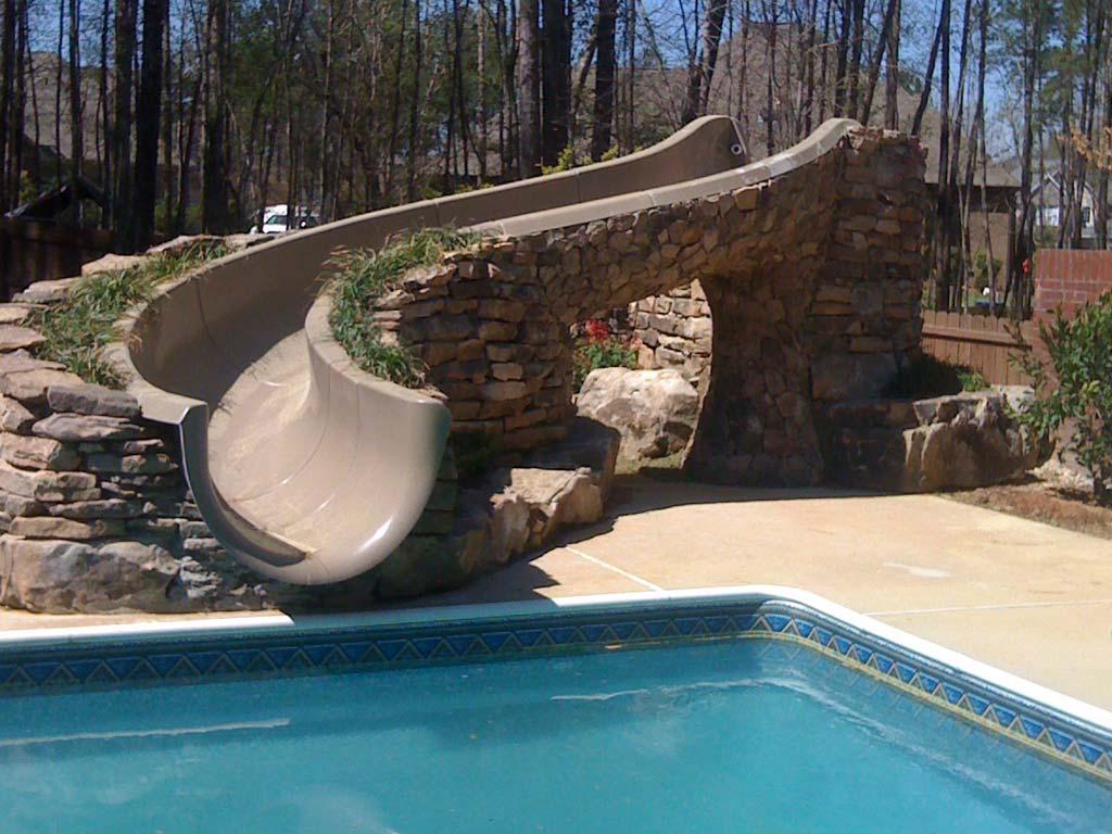 swimming pool slides alabama